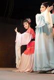 L'or et le jade d'histoire d'amour d'opéra taiwanais ryoen photo stock
