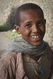 L'Etiopia: Ritratto di un adolescente etiopico. Fotografia Stock