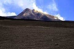 l'Etna Photographie stock libre de droits