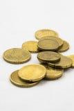 L'euro invente le cadre de fond Photos stock