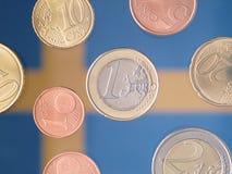L'euro Svezia Fotografia Stock