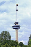 L'Euromast, Rotterdam, Hollande Photographie stock