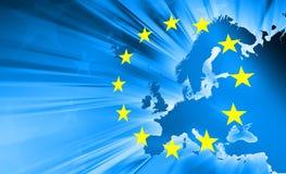 l'Europe illustration libre de droits