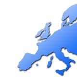 l'Europe illustration de vecteur