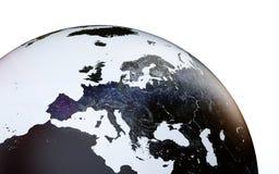 l'europe Image libre de droits