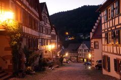 L'EUROPE ALLEMAGNE BLACKFOREST Photo stock