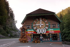 L'EUROPE ALLEMAGNE BLACKFOREST Photographie stock
