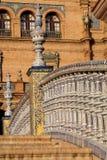 L'Europe - l'Espagne - Séville image libre de droits