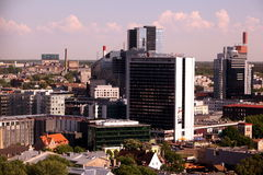L'EUROPE ESTONIE TALLINN Image libre de droits