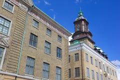L'Europe, la Scandinavie, la Suède, Gothenburg, musée et le Svenska Kyrkan Images stock