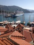 L'Europe, Turquie, Marmaris photo libre de droits