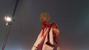 L'exposition 2014 de Sakura Matsuri Festival Cosplay Fashion 18 Photos libres de droits