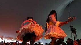 L'exposition 2014 de Sakura Matsuri Festival Cosplay Fashion 19 Images libres de droits