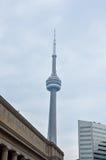 L'extérieur de la station des syndicats à Toronto Images libres de droits