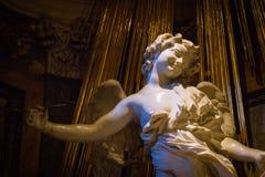 L'extase de St Teresa Image libre de droits