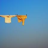 L'extension de la solitude Photo stock