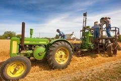 L festival del raccolto di caduta della contea Fotografie Stock