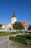 L'église de Nicholas de saint Image libre de droits