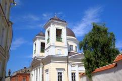 L'église orthodoxe russe de Saint-Nicolas (Nikolai Kirik). Photographie stock
