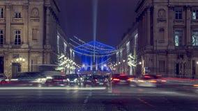 L'A©glisee de la马德琳 股票视频