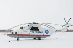 L'hélicoptère Photo stock