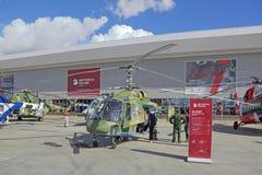 L'hélicoptère Ka-226 Photos libres de droits