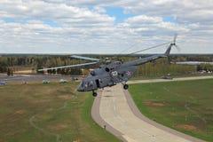 L'hélicoptère Mi-8 Photo stock