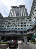 L'hôtel de péninsule, Hong Kong Images stock