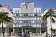L'hôtel de plaza d'océan Photo stock