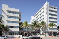 L'hôtel de Victor Image libre de droits