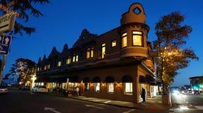 L'hôtel historique Sausalito Images stock