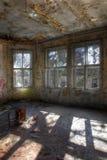 L'hôpital d'enfants abandonnés Images stock