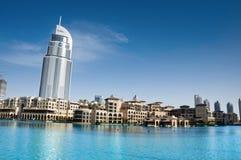 L'hôtel d'adresse, Dubaï image libre de droits