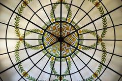 L'hôtel de palais de Westin de point de repère à Madrid, Espagne Photos libres de droits