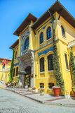 L'hôtel de quatre saisons à Istanbul Image stock