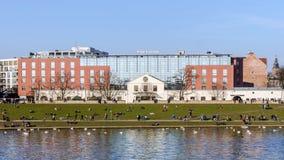 L'hôtel de Sheraton Krakow de cinq étoiles image stock