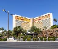 L'hôtel et la station de vacances de casino de mirage Photographie stock