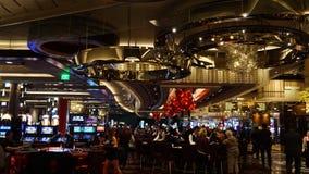 L'hôtel et le casino cosmopolites à Las Vegas, Nevada Image libre de droits