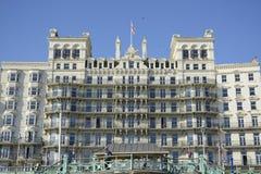 L'hôtel grand brighton l'angleterre images stock