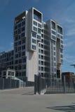 L'hôtel moderne de Tivoli à Copenhague Images stock