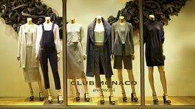L'habillement des femmes du Monaco de club Photo stock
