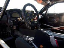L'habitacle d'un McLaren GT MP4-12C Image libre de droits
