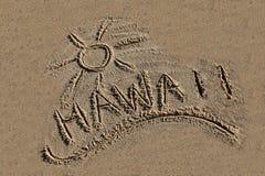 L'Hawai Fotografia Stock