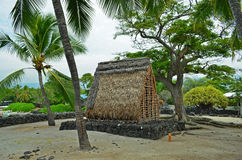 L'Hawai, grande isola Immagini Stock