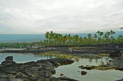 L'Hawai, grande isola Fotografia Stock