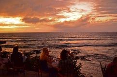 L'Hawai, grande isola Immagini Stock Libere da Diritti