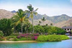 L'Hawai Kai Fotografia Stock