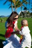 L'Hawai, Oahu Fotografia Stock Libera da Diritti