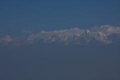 L'Himalaya Fotografia Stock Libera da Diritti