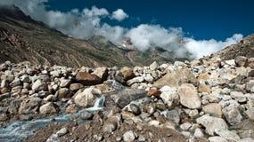 L'Himalaya immagine stock libera da diritti